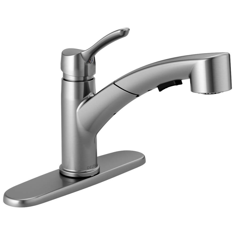 Delta Faucet | The Kitchen + Bath Design Studio - Miami Florida