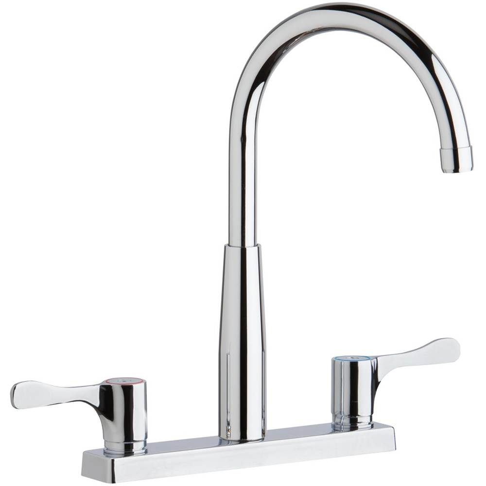 kitchen faucets the kitchen bath design studio miami florida 754 00 lkd2423bhc elkay faucet assembly deck mount kitchen faucets
