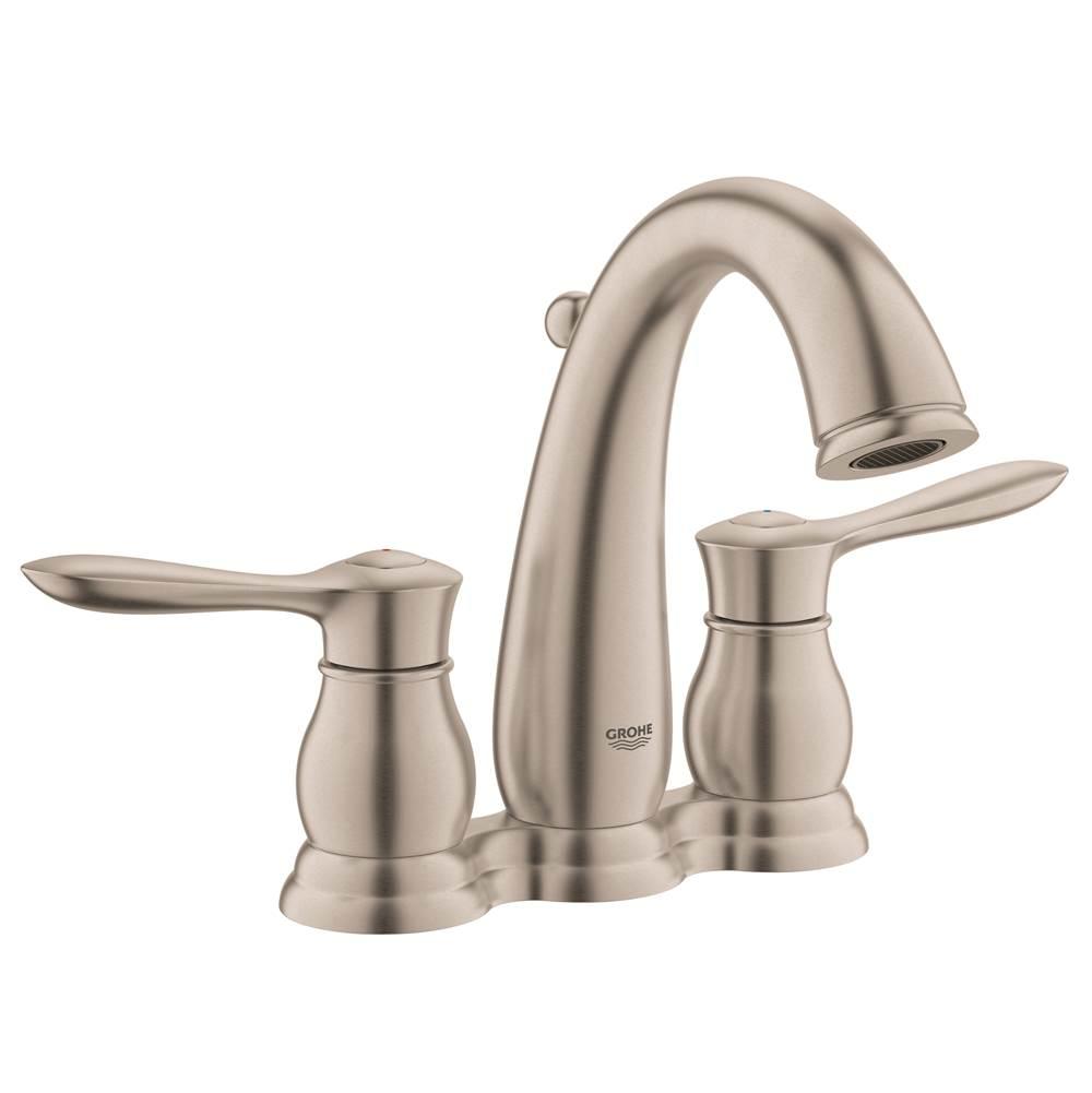 Bathroom Faucets The Kitchen Bath Design Studio Miami Florida Lahara Two Handle Center Set Faucet Parts Diagram Model 538 22900 29800 20391en0 Grohe Parkfield 4 In Centerset 2