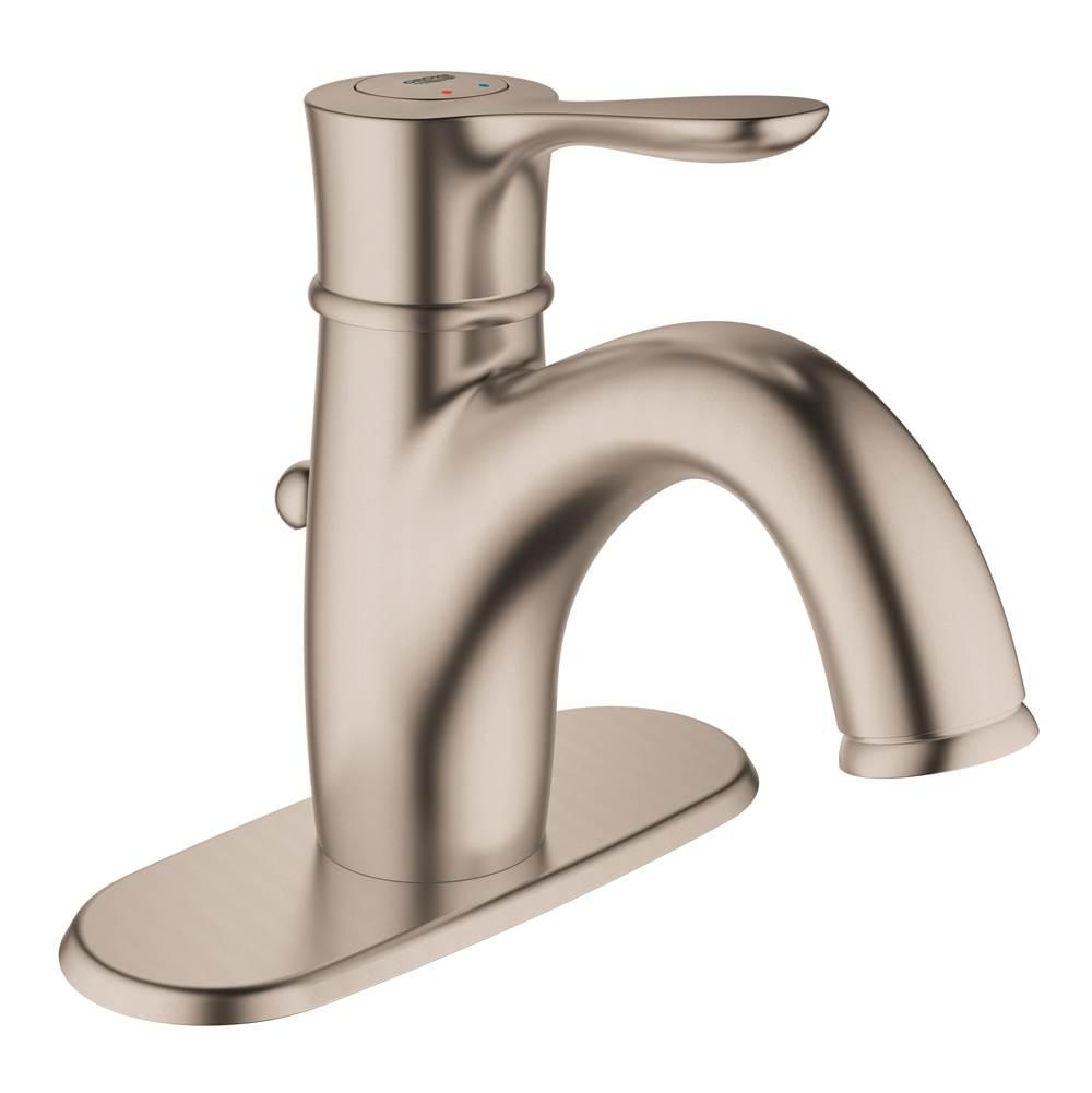 Bathroom Faucets The Kitchen Bath Design Studio Miami Florida Lahara Two Handle Center Set Faucet Parts Diagram Model 538 22900 29800 23306en0 Grohe Parkfield Centerset Single Hole