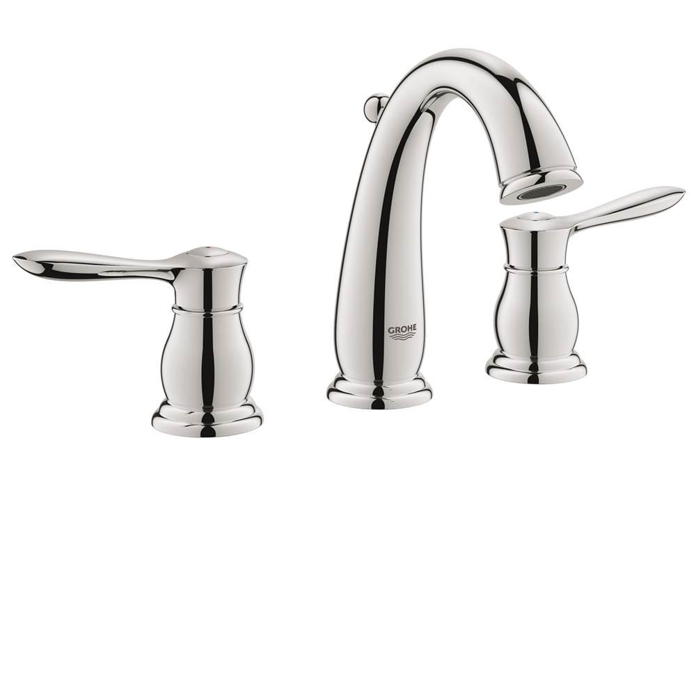 Grohe faucet bathroom - Bathroom Faucets Bathroom Sink Faucets Widespread The Kitchen Bath Design Studio Miami Florida