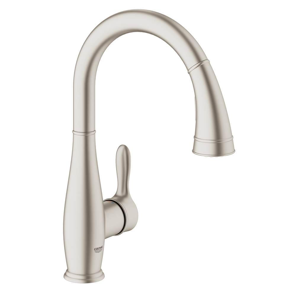 Grohe Kitchen Faucets | The Kitchen + Bath Design Studio - Miami Florida