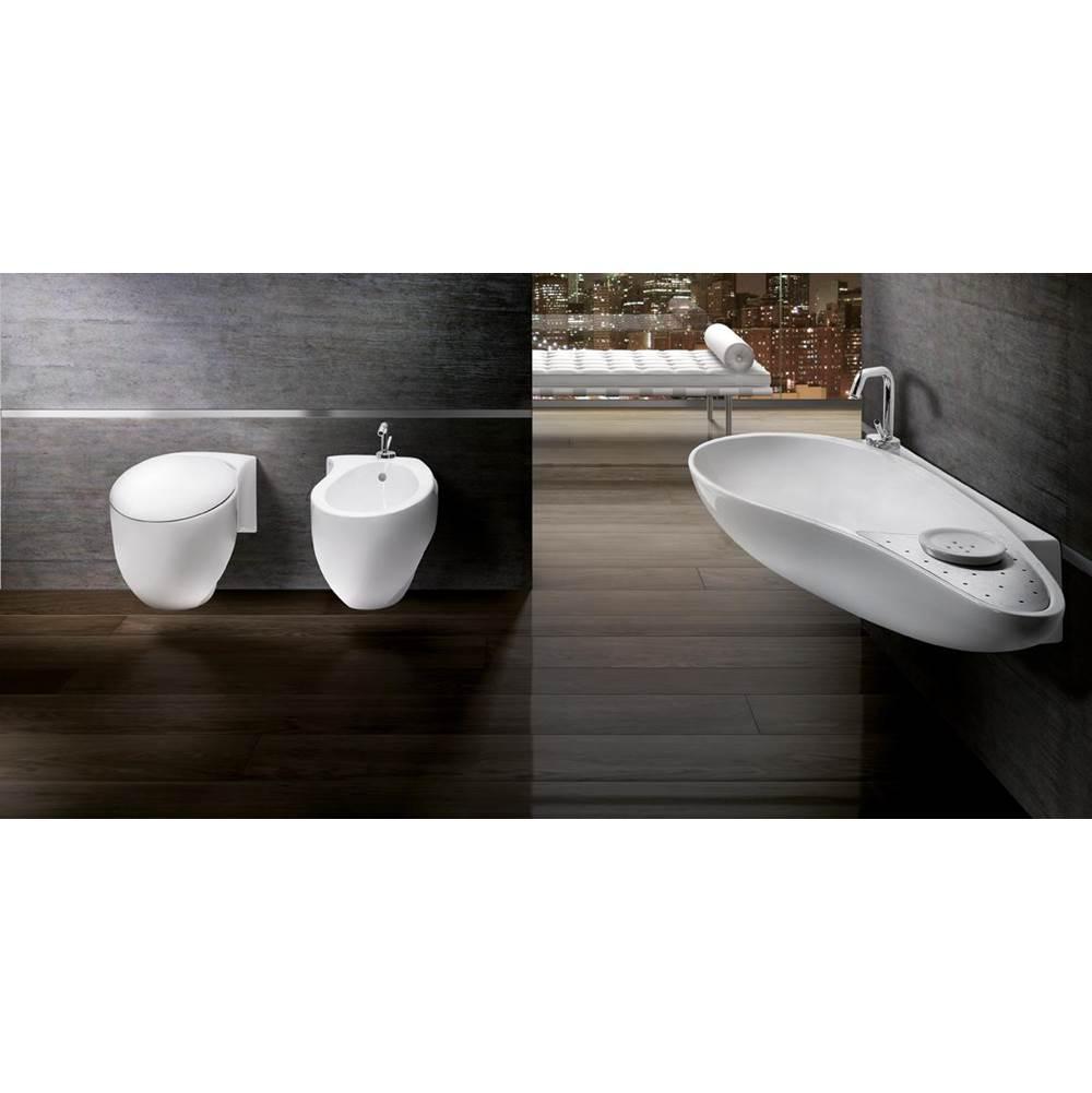 Sinks Bathroom Sinks Wall Mount | The Kitchen + Bath Design Studio ...