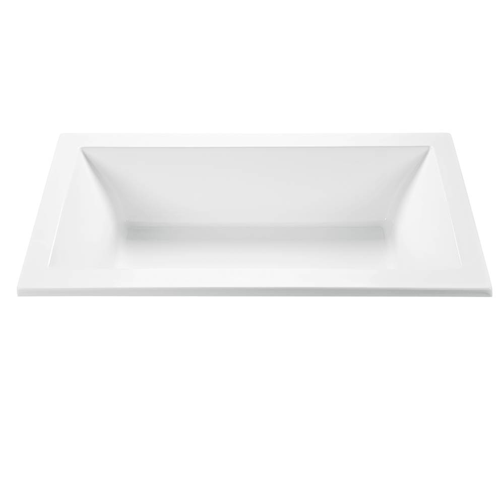 MTI Baths Drop In Whirlpool Bathtubs item P106-AL-DI