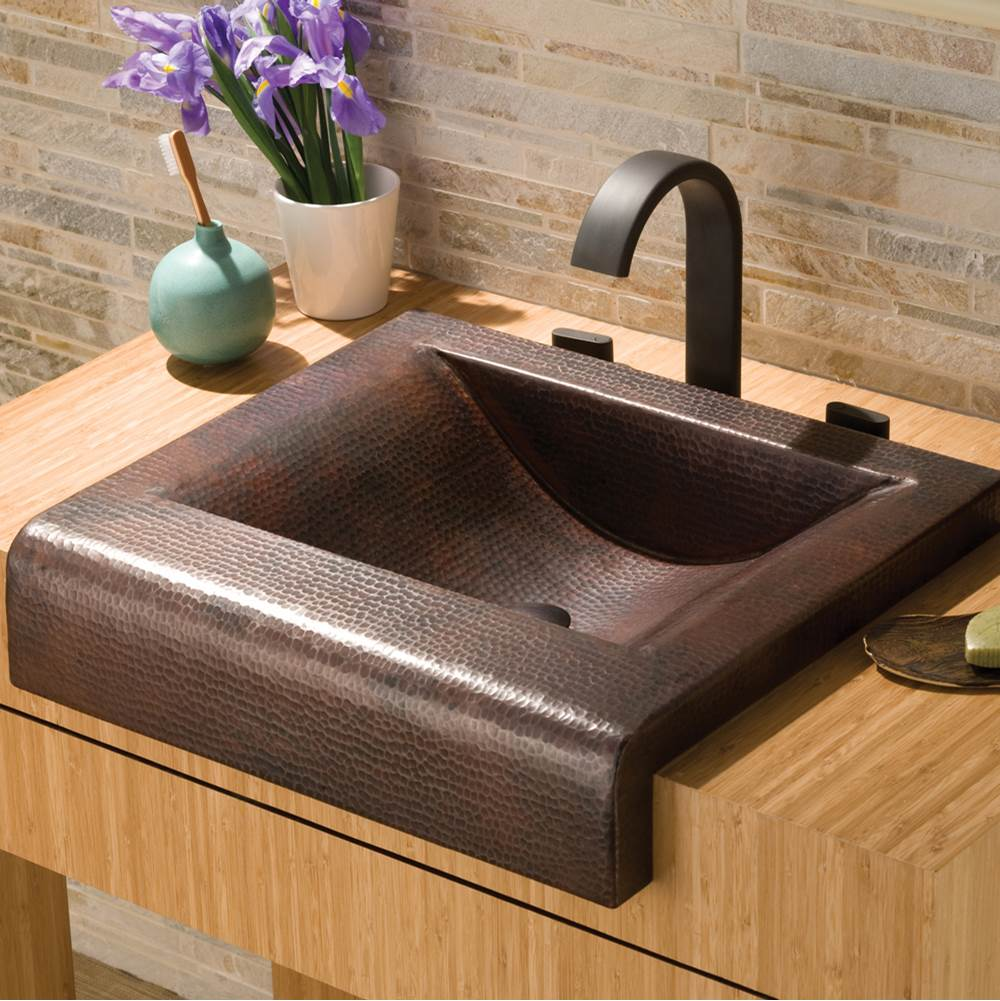 $1,395.00. CPS241 · Native Trails; Palisades Bathroom Sink in Antique Copper ...