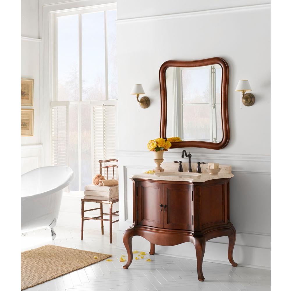 Bathroom Vanities Vintage | The Kitchen + Bath Design Studio