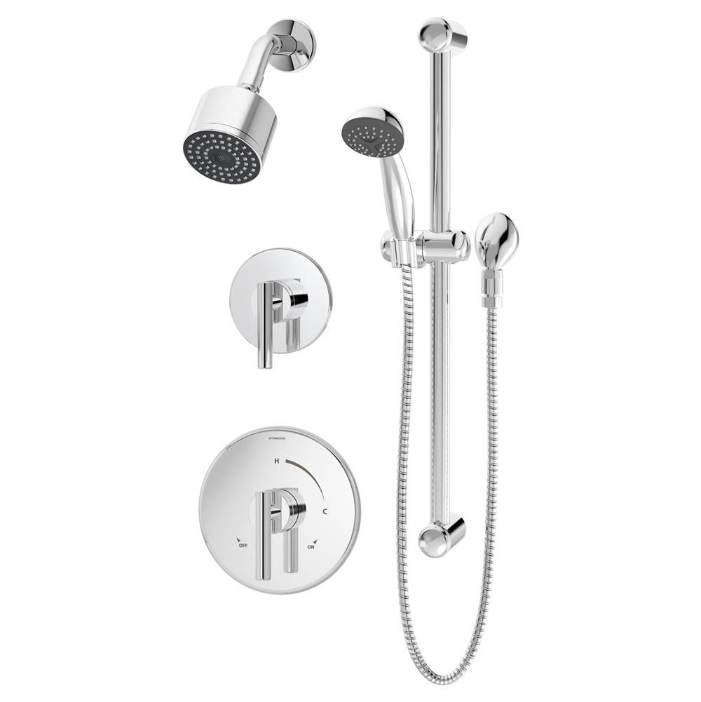 Symmons Hand Showers   The Kitchen + Bath Design Studio - Miami Florida